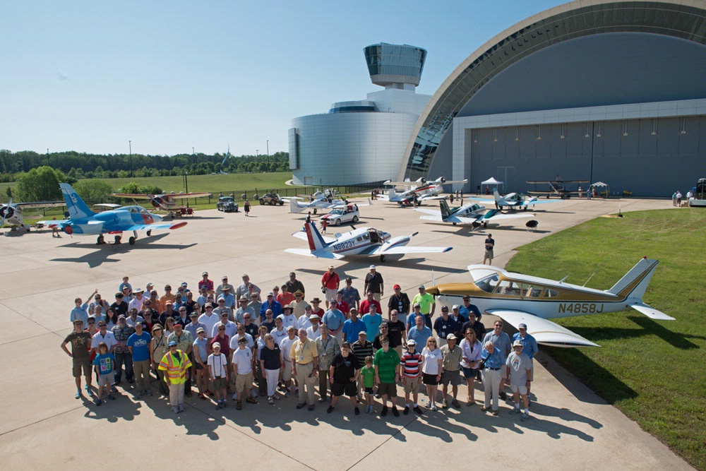 2013 Become A Pilot Day - Pilot Group Photo