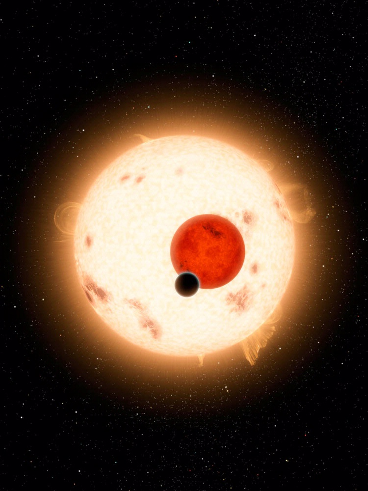 Kepler-16b: Where the Sun Sets Twice