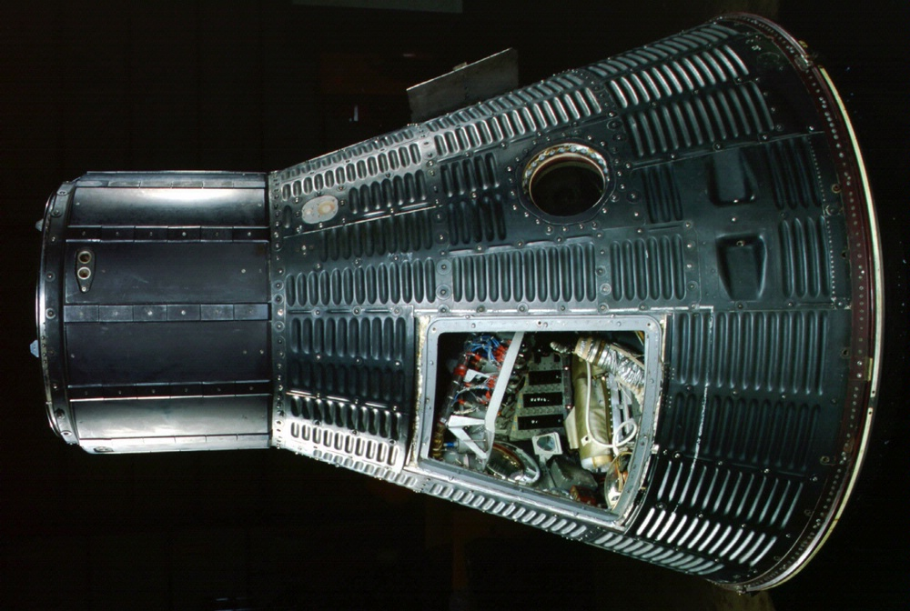Mercury Freedom 7 Capsule | National Air and Space Museum