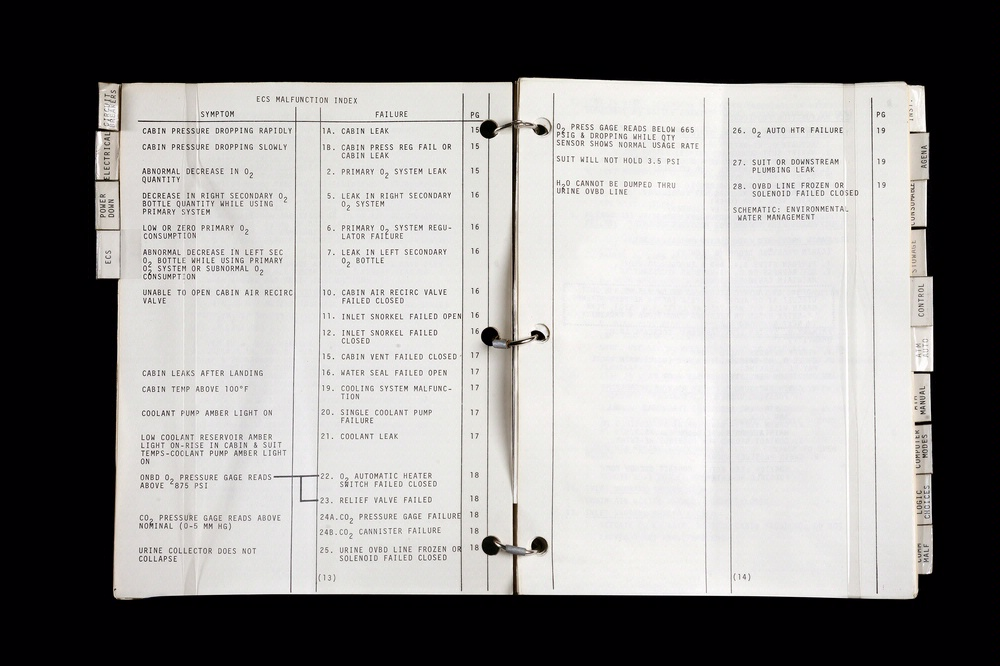 Gemini 10 System Notebook