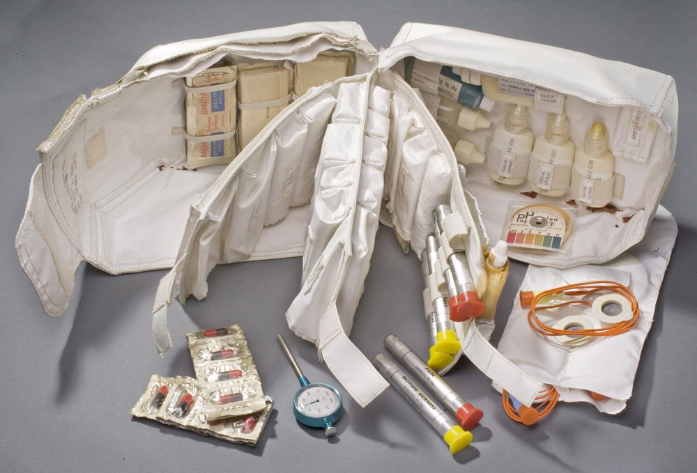 Apollo Command Module Medical Kit
