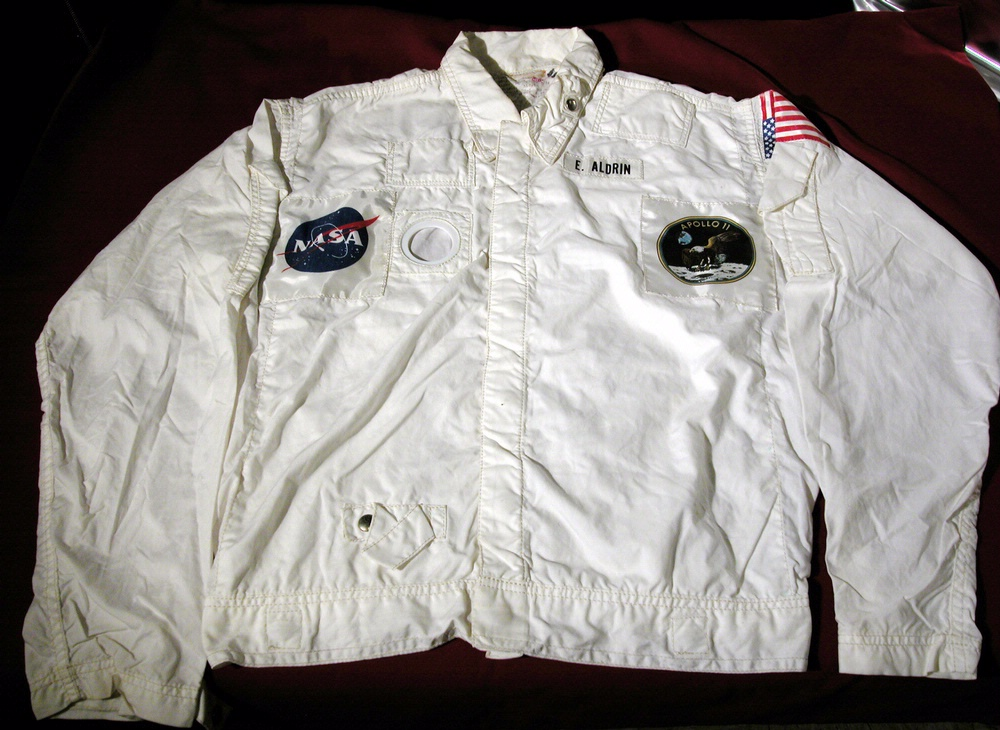 Aldrin's Inflight Coverall Jacket