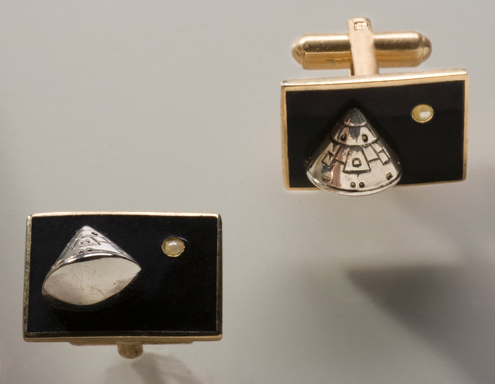 Apollo Cuff Links