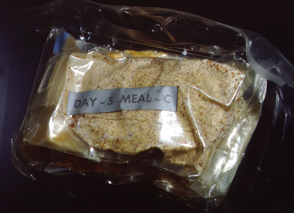 apollo space program food - photo #14