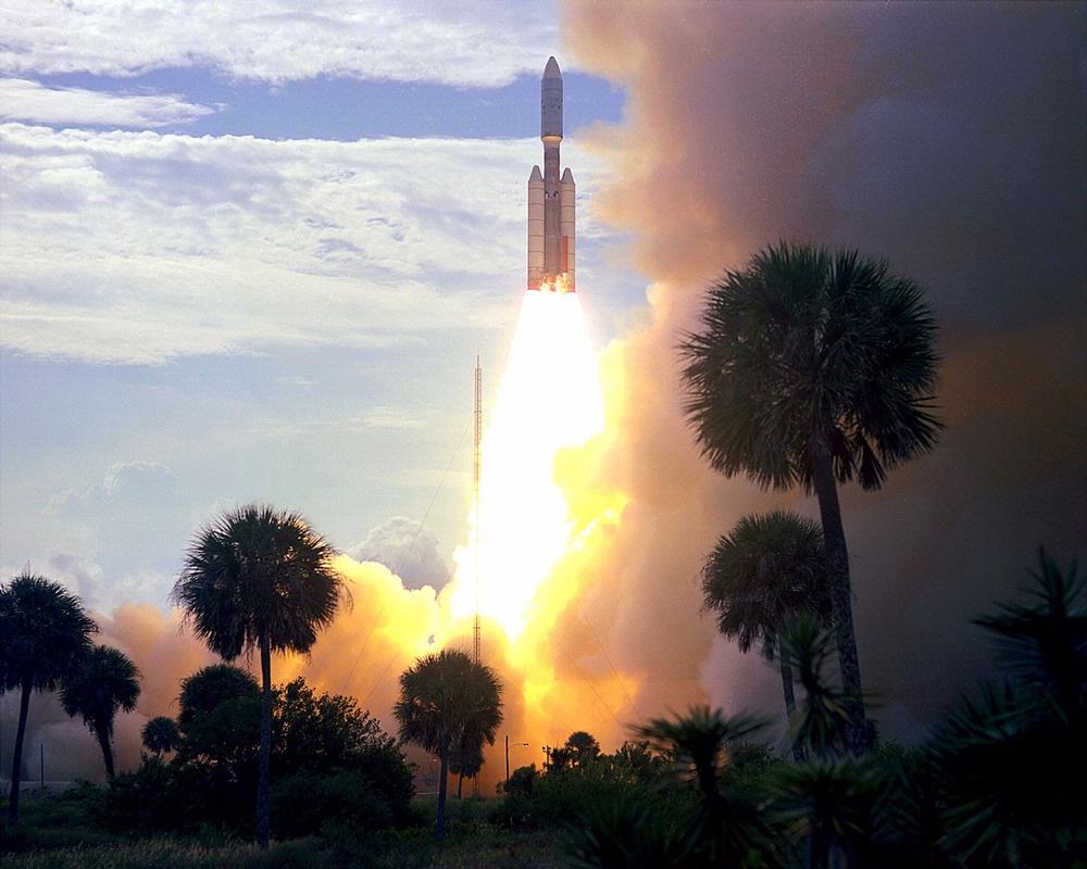 Viking 1 Launch