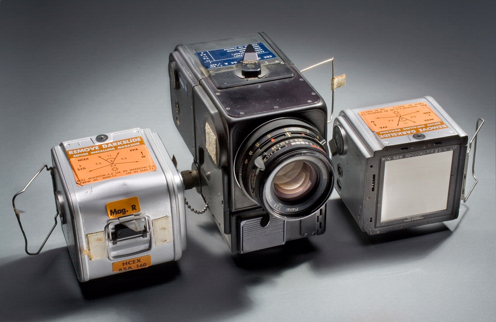 Lunar Camera and Film Magazine