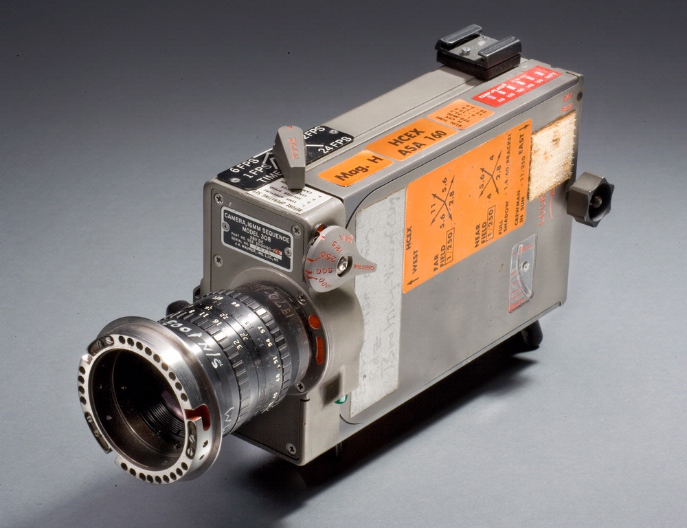 Apollo Command Module 16mm Camera