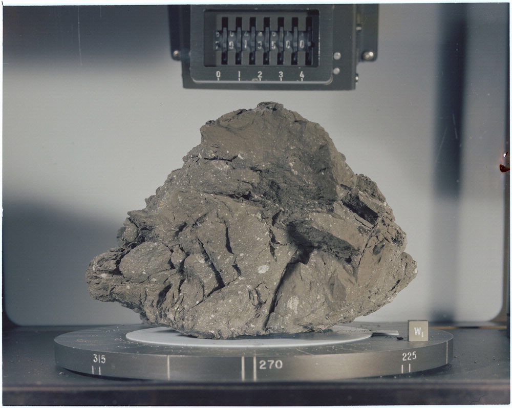 Lunar Breccia Sample