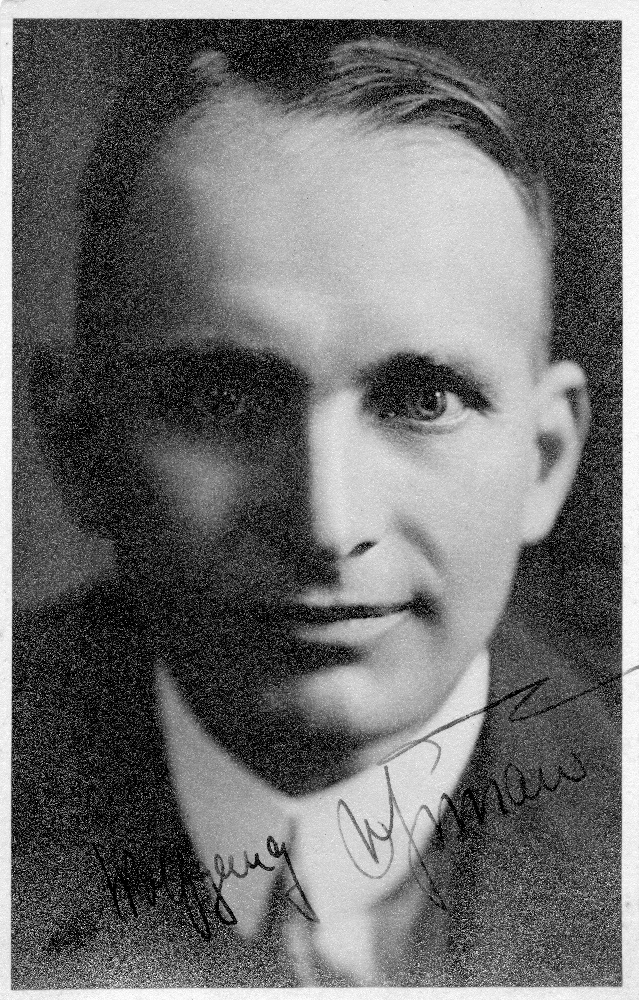Wolfgang von Gronau