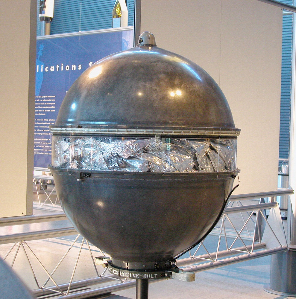 Echo 1 Communications Satellite