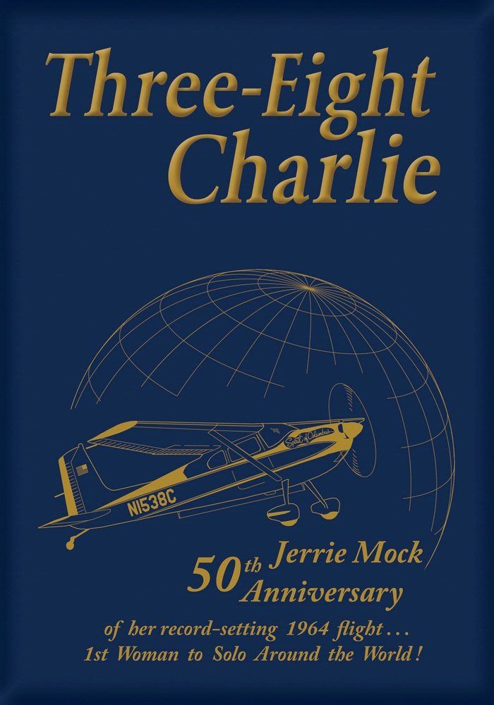 Book Cover: Three-Eight Charlie