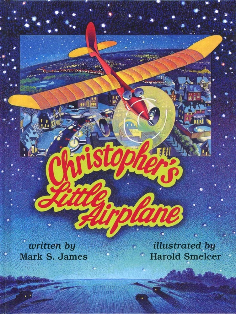 Book Cover: Christopher's Little Airplane