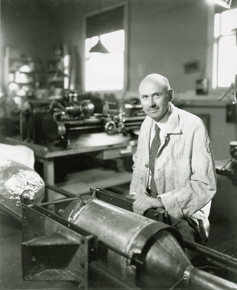 robert goddard and the rocket Robert goddard was not a happy man when he read his copy of the new york times on jan 13, 1920 for some time, he had feared he might be in for a pasting in the.