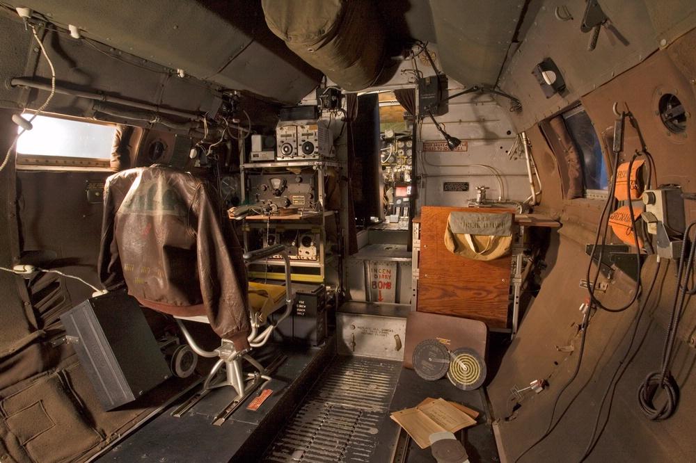 Flak Bait Cockpit