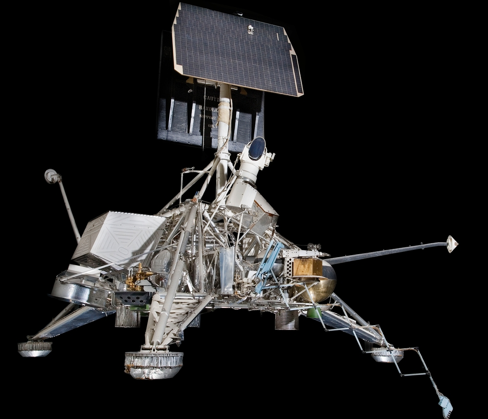 Lunar Lander, Surveyor | National Air and Space Museum