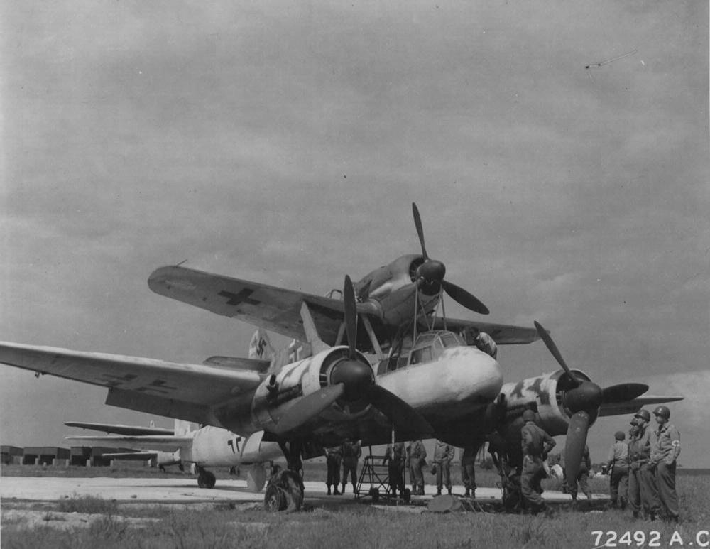Ju 88 bomber