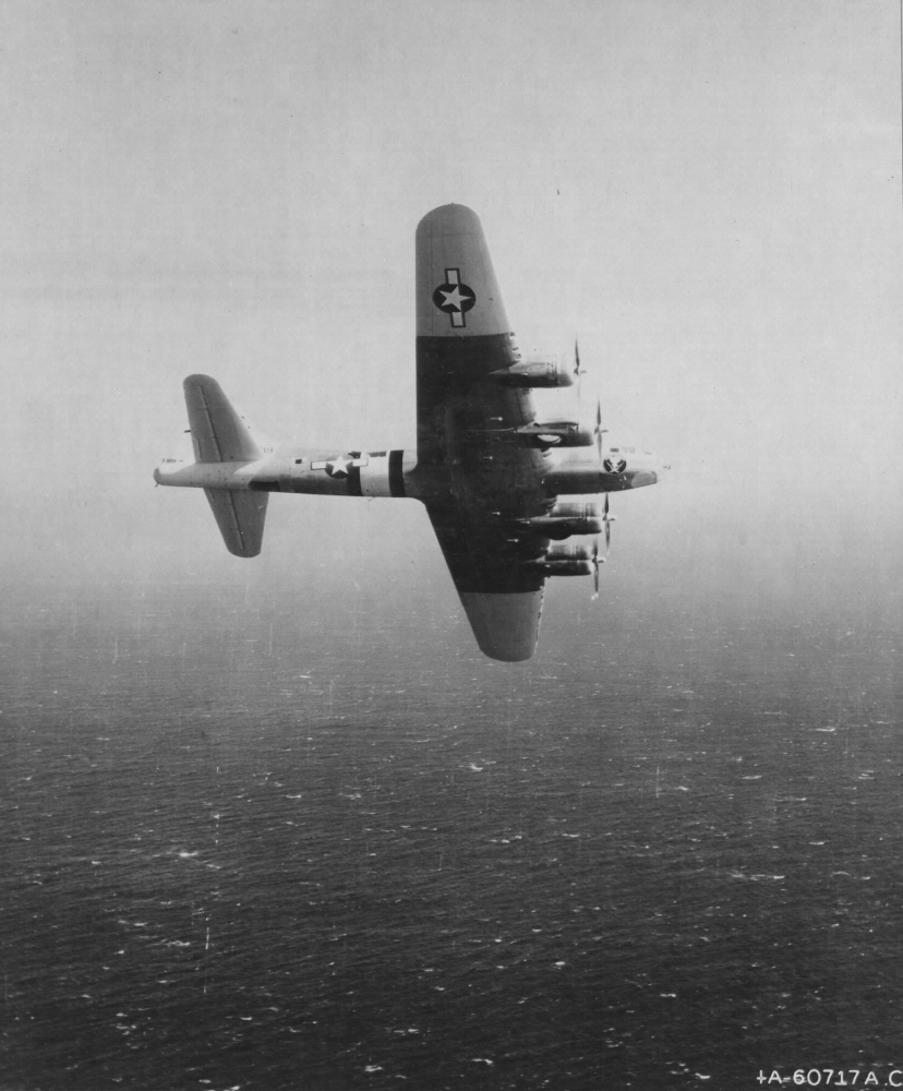 A drone B-17