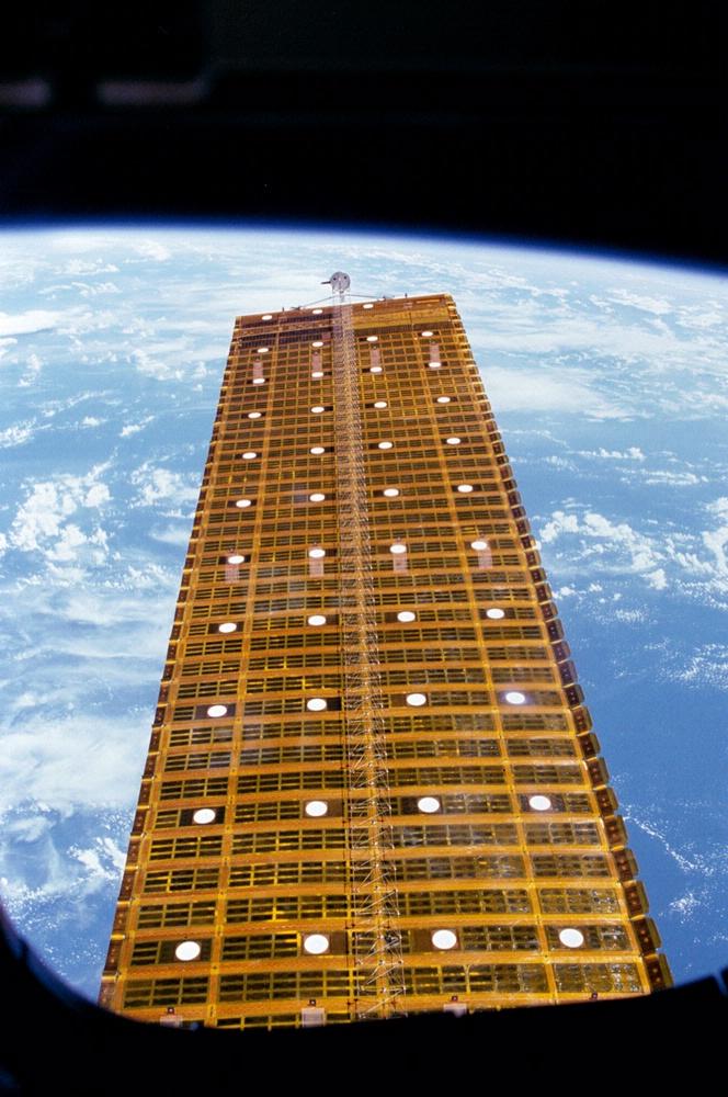 Solar Array width=