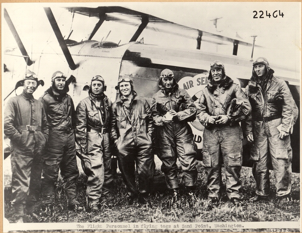 The Douglas World Cruiser World Flight Crews