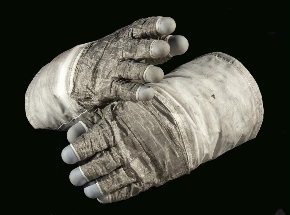 Cernan S Apollo 17 Gloves