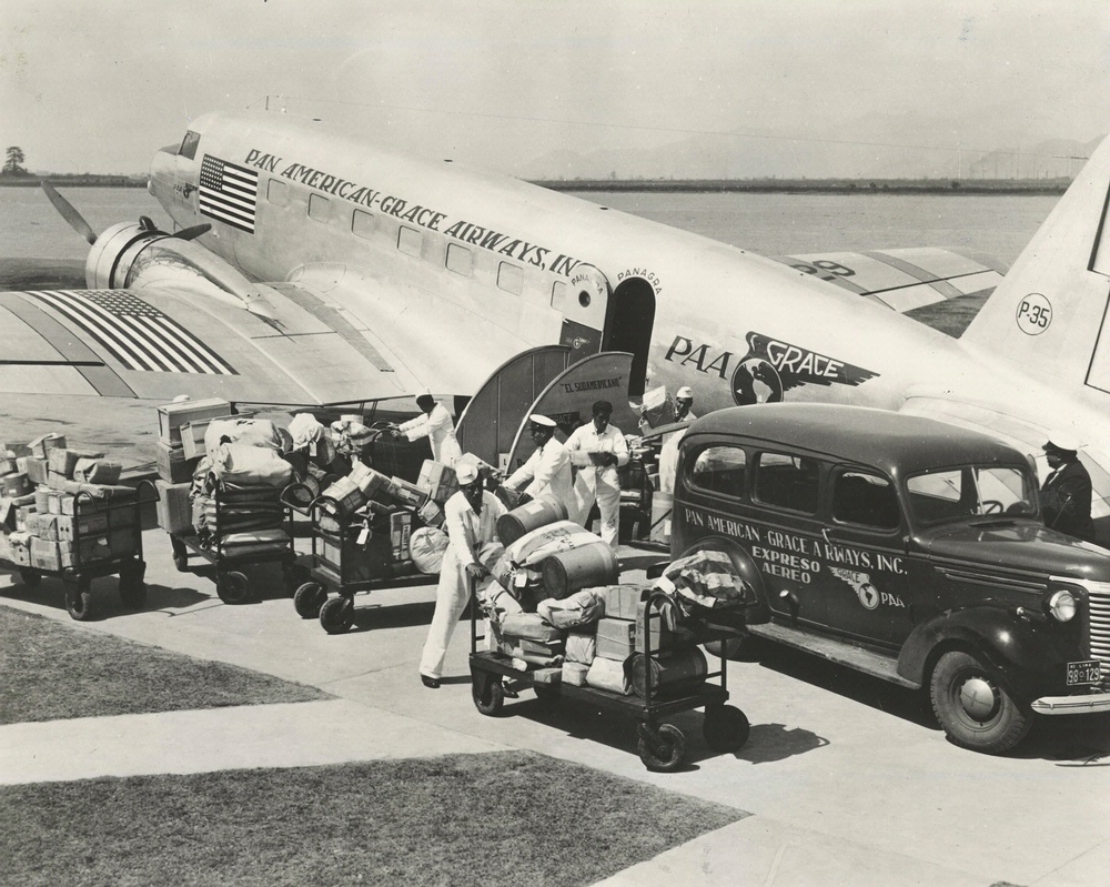 Pan American Grace Airways Douglas DC-2
