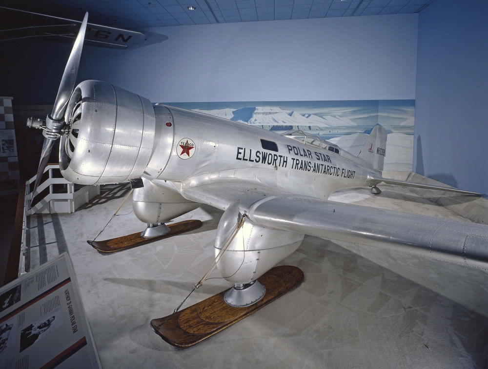 "Northrop Gamma 2B ""Polar Star"""