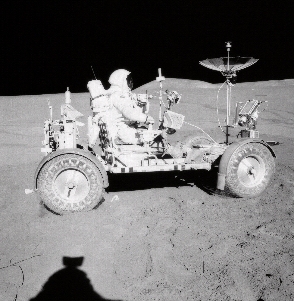 Apollo 15 Lunar Roving Vehicle (LRV)