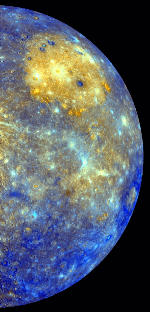 Mercury - Spectacular Color