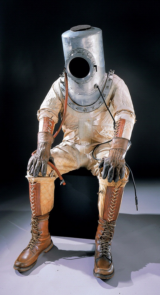 Wiley Post's High-Altitude Pressure Suit