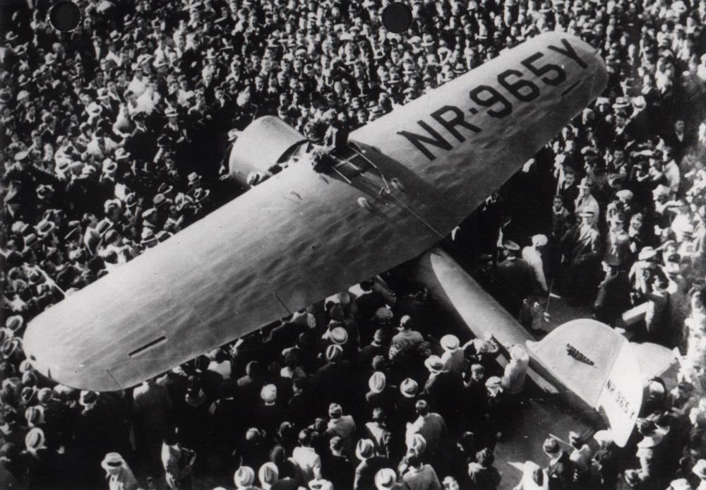 Amelia Earhart Pioneers Of Flight