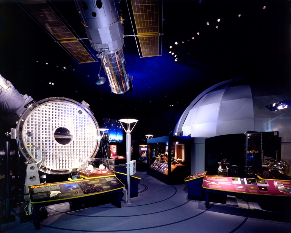 Explore the Universe Exhibition