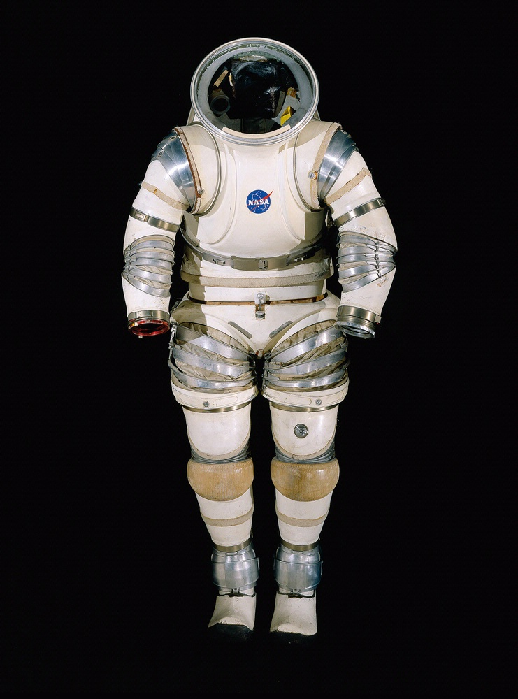 RX-2-A Advanced Extra-Vehicular Pressure Suit at the Udvar-Hazy Center