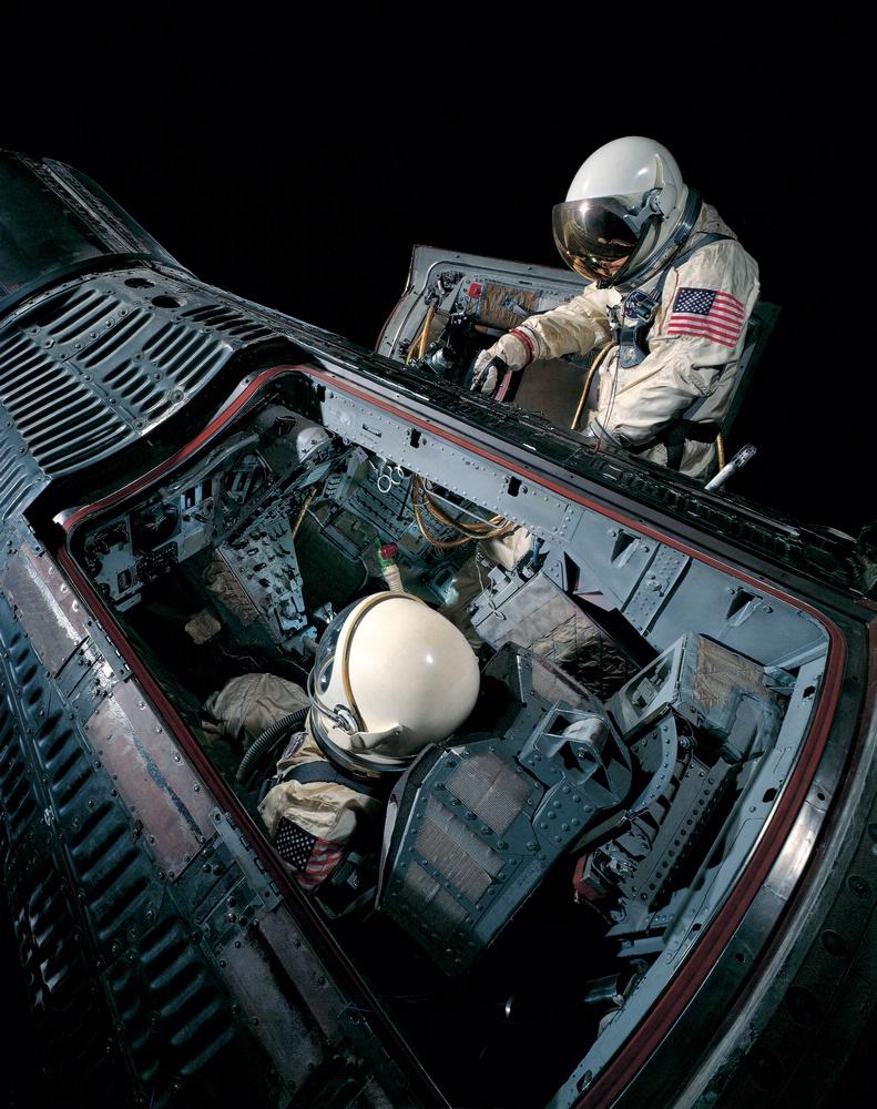 gemini 4 spacecraft documents - photo #13