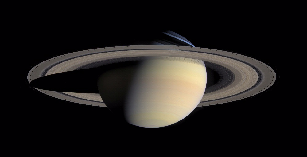 The Greatest Saturn Portrait ...Yet - Cassini Exhibit