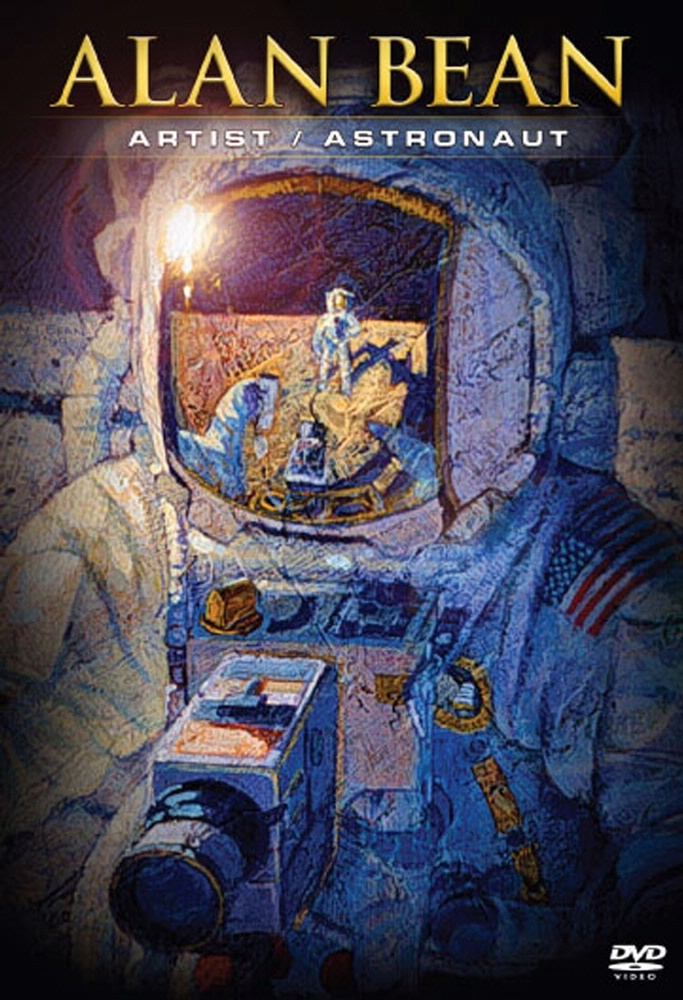 Alan Bean Artist Astronaut by Jeffrey Roth