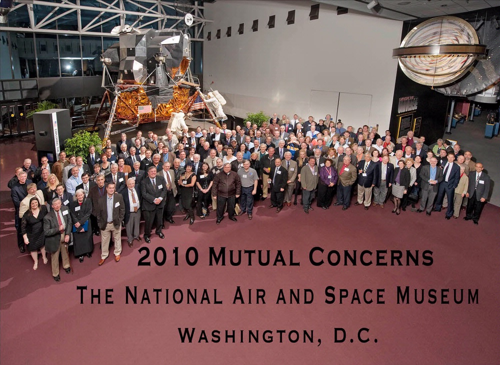 2010 Mutual Concerns of Air and Space Museums Conference
