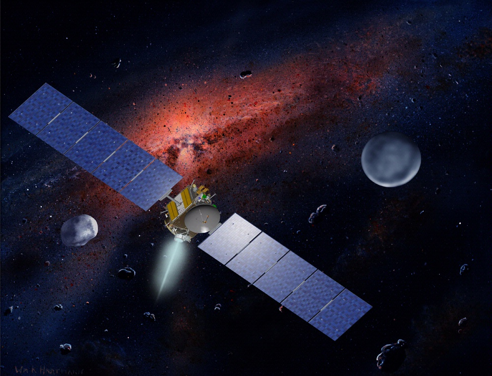 Dawn Spacecraft