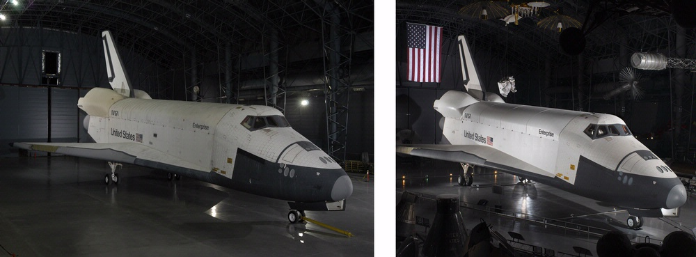 "Space Shuttle ""Enterprise"""