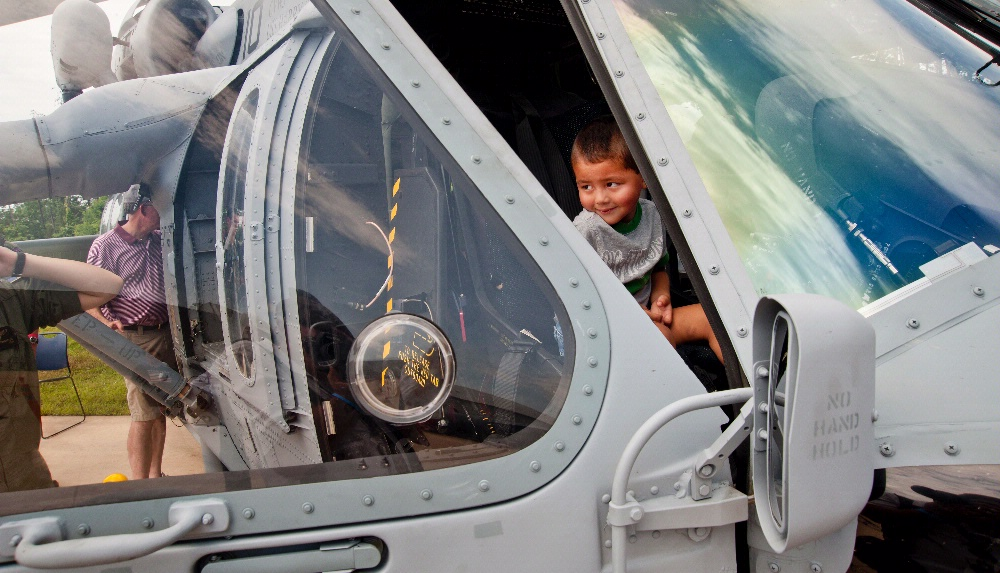 Become a Pilot Family Day, 2011