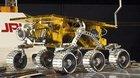 Mars Pathfinder Lander and Sojourner Rover at the Udvar-Hazy Center