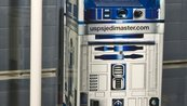 Mercury Phonebooth and Star Wars Mailbox