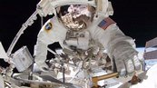 NASA astronaut Greg Chamitoff