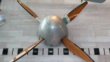 NASA Wind Tunnel Fan