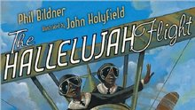 Book Cover: The Hallelujah Flight
