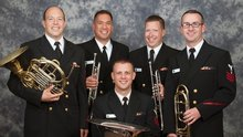 U.S. Navy Band Brass Quintet