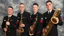 U.S. Navy Band Saxophone Quartet