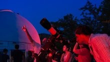 Nighttime Observing of Venus and Jupiter - June 11, 2015