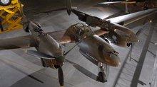 Lockheed P-38 at the Udvar-Hazy Center