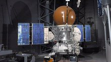 Vega Solar System Probe Bus and Landing Apparatus at the Udvar-Hazy Center