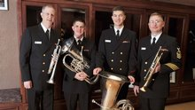 US Navy Brass Quartet